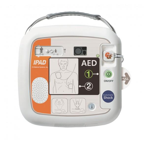 i-PAD SP1 defibrillaattori, automaattinen