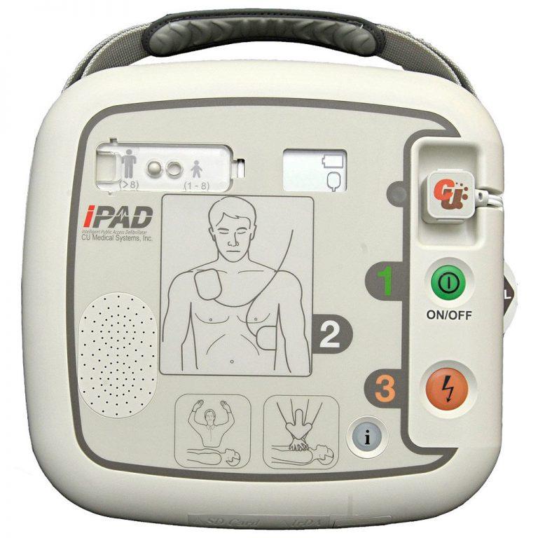 i-PAD SP1 defibrillaattori, puoliautomaattinen