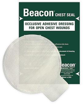 Beacon chest sheal- non-vented